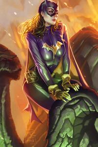 Batgirl 2020 Art