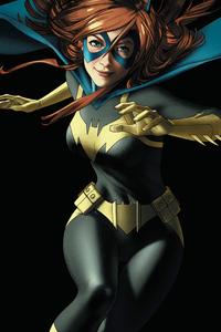 320x568 Batgirl 2020 Artwork