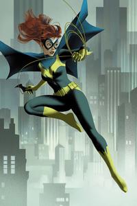 240x320 Batgirl 36 Variant 4k