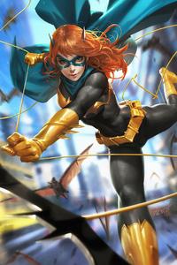 Batgirl 4k 2020