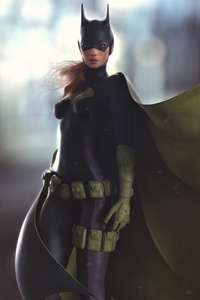 Batgirl 4k