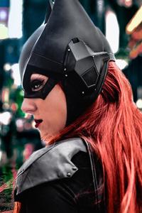 Batgirl Arkham