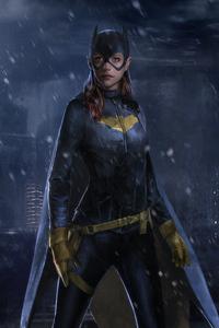 Batgirl Artworknew
