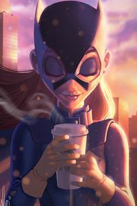 Batgirl Coffe