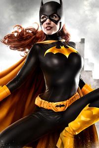 750x1334 Batgirl Cosplay 2020