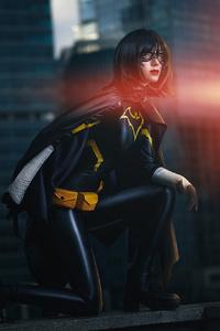 1440x2560 Batgirl Cosplay