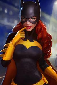 Batgirl Cute 4k