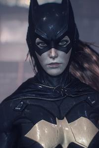 720x1280 Batgirl From Batman Arkham Knight 4k