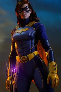 Batgirl Gotham Knights 2021