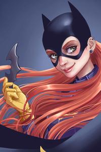 Batgirl New Art 4k