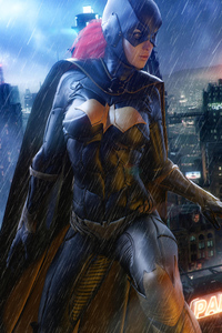 Batgirl New Digital Art