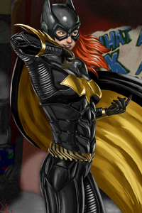 Batgirl Reborn