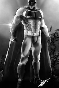 Batman 10k Artwork