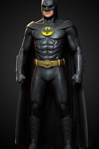 320x480 Batman 1989 Character 5k