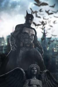 320x568 Batman 2019hero