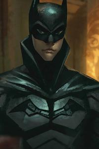 Batman 2020 Artwork 4k