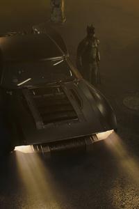 360x640 Batman 2021