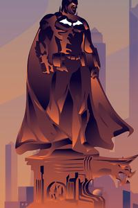 Batman 4k 2020 City
