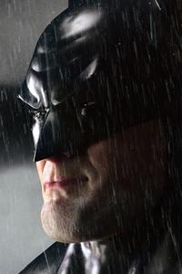 750x1334 Batman 4k 2020 Cosplay