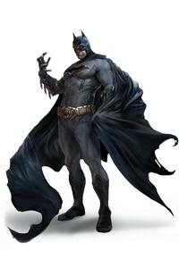 Batman 4k 2020 Minimalism
