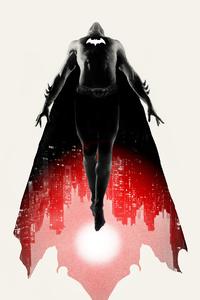Batman 4k Above