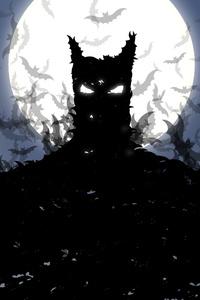 Batman 4k Art