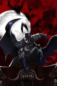 320x480 Batman 4k Artworknew