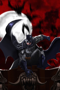 Batman 4k Artworknew