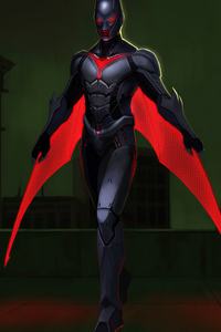 1080x2280 Batman 4k Beyond 2020 Art