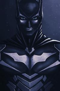 Batman 4k New Art