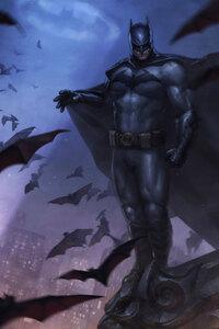 Batman 4k Newartwork