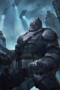 320x480 Batman 4k2020 Art