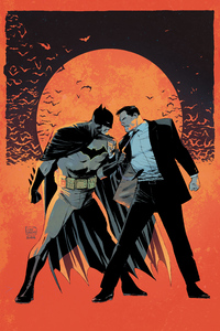 Batman 52 Comic Art