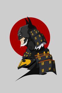 Batman 5k Minimalist