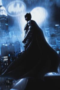800x1280 Batman Above All 4k