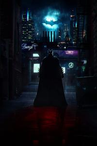 Batman Alley 2020