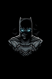 320x568 Batman Amoled