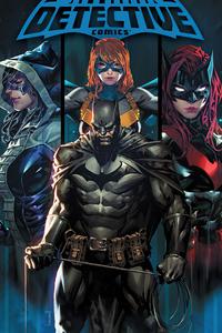540x960 Batman And Girl Superheroes