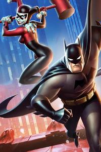 Batman And Harley Quinn 4k