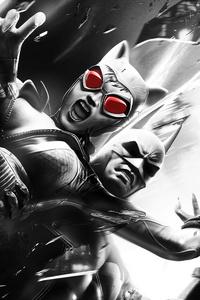 Batman And Harley Quinn 5k