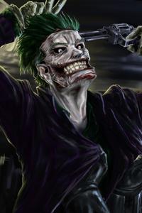 Batman And Joker 4k