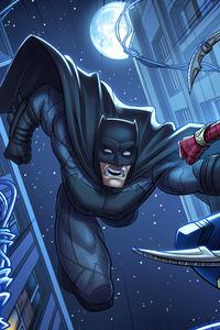 Batman And Spiderman 4k