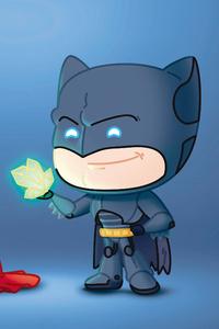 Batman And Superman Fat Heads