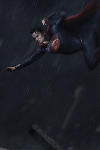 540x960 Batman And Superman Fight