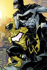Batman And The Signal 4k