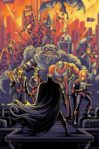 240x320 Batman Animated Series