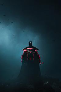 1242x2688 Batman Apocalypse