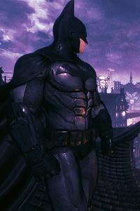 Batman Arkham Knight City 4k
