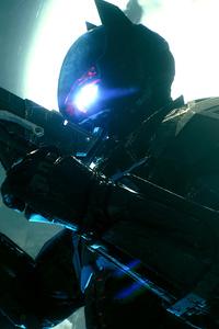 720x1280 Batman Arkham Knight Gun 4k