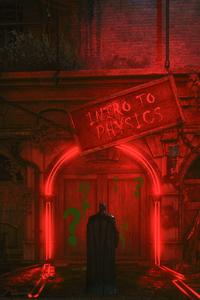 Batman Arkham Knight Mystery Door